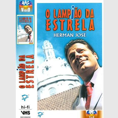 VHS-FILME-LAMPIAO-DA-ESTRELA