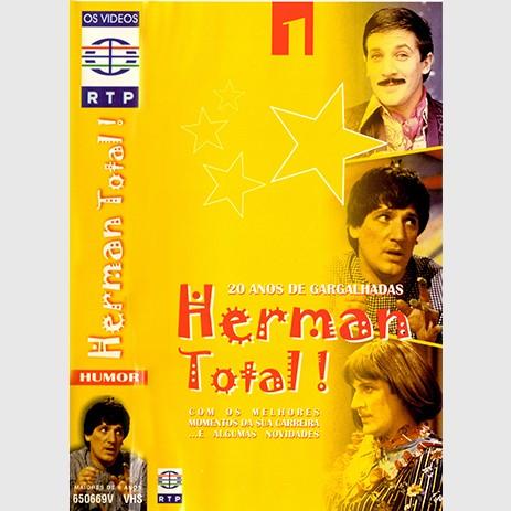 VHS-HERMAN-TOTAL-1999