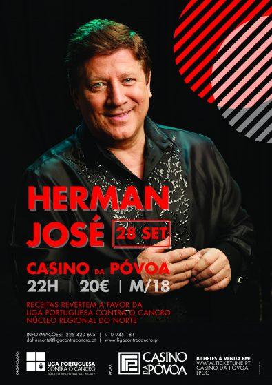 CARTAZ CONCERTO HERMAN JOSÉ 2018_B