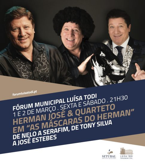cartaz setubal herman