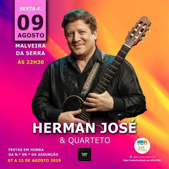 Herman Jose & Quarteto 09.08